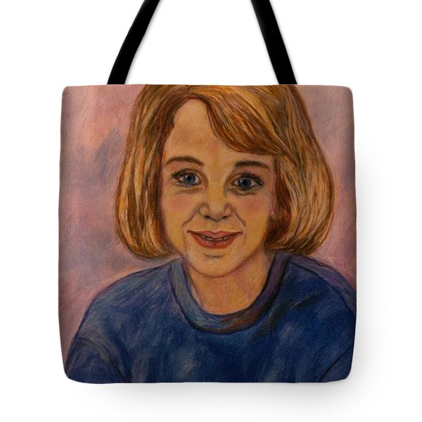 Grace Mahin Tote Bag by Kendall Kessler
