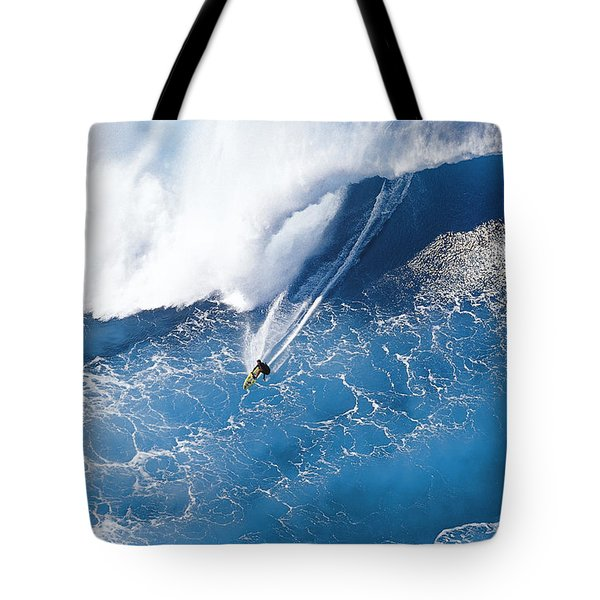 Grace Under Pressure Tote Bag by Sean Davey