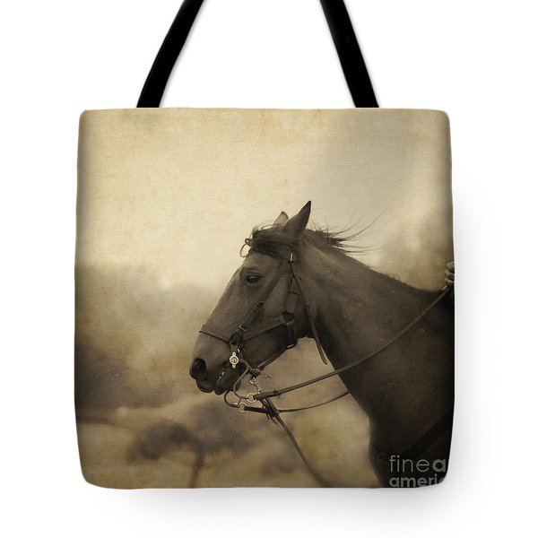 Graceful Beauty Tote Bag