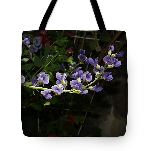 Graceful  Blossoms Tote Bag