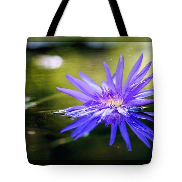 Graceful Divinity Tote Bag by Charles Dobbs