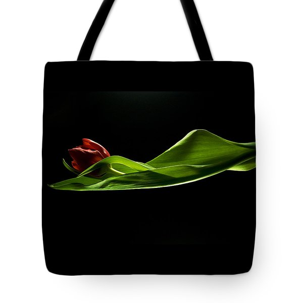 Graceful Light Tote Bag