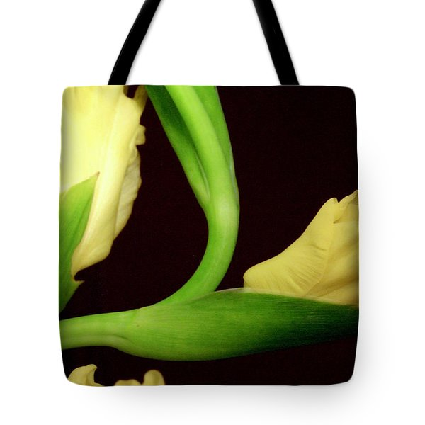 Gracefully Dawning Tote Bag