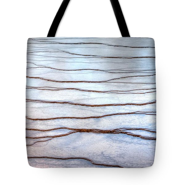 Tote Bag featuring the photograph Gradations by David Andersen