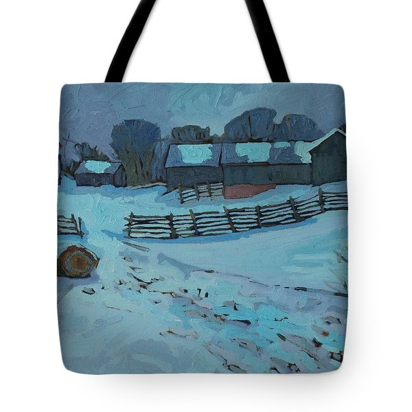 Grady Road Farm Tote Bag