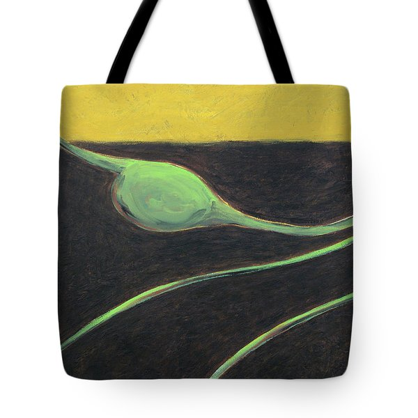 Grain Emanation Tote Bag