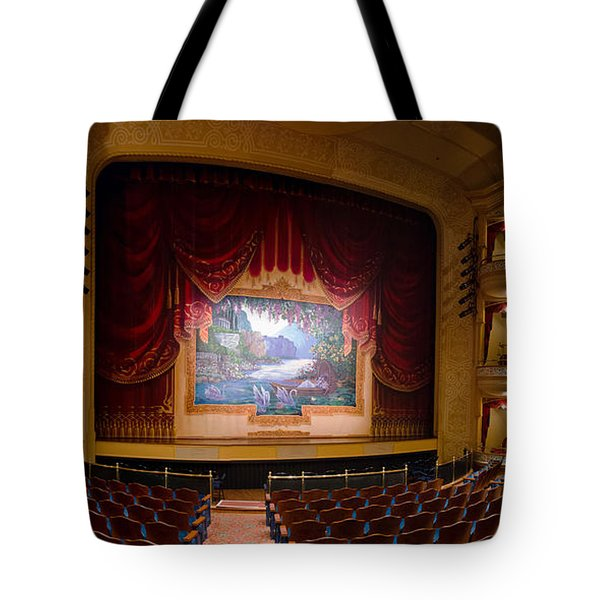 Grand 1894 Opera House - Orchestra Seating Tote Bag