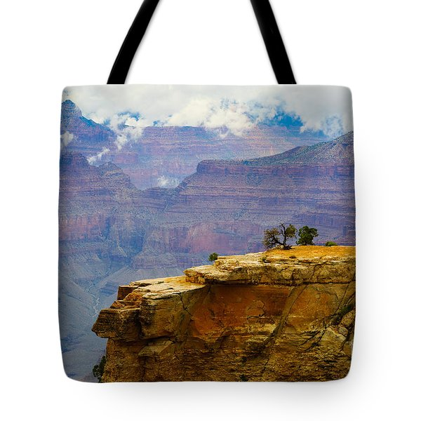 Grand Canyon Clearing Storm Tote Bag