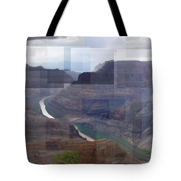 Grand Canyon Guano Point Tote Bag