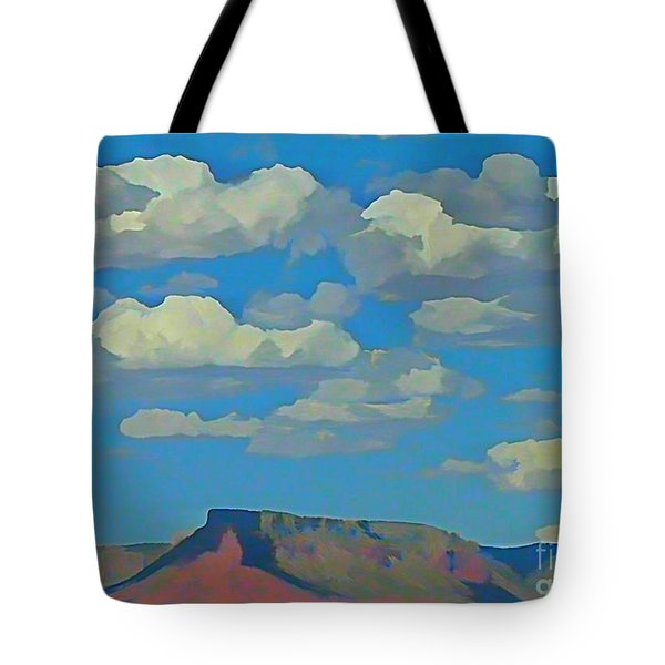 Grand Canyon Horizon Tote Bag by John Malone