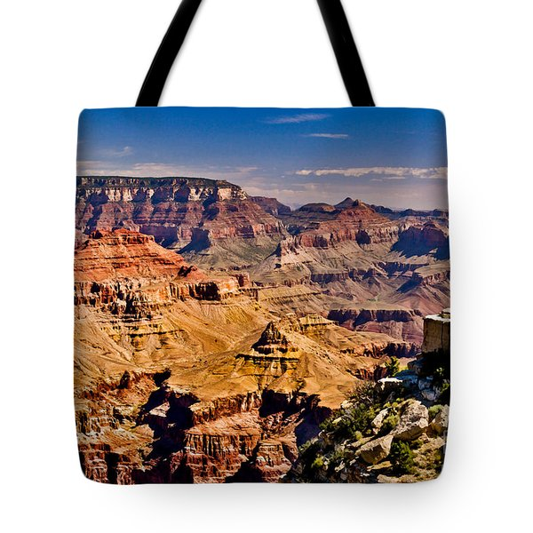 Grand Canyon Painting Tote Bag
