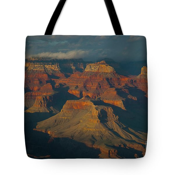 Tote Bag featuring the photograph Grand Canyon by Rod Wiens