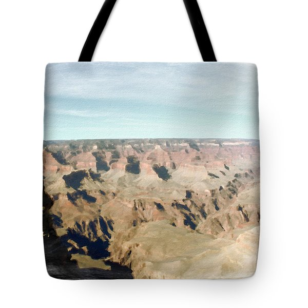 Grand Canyon Softness Tote Bag