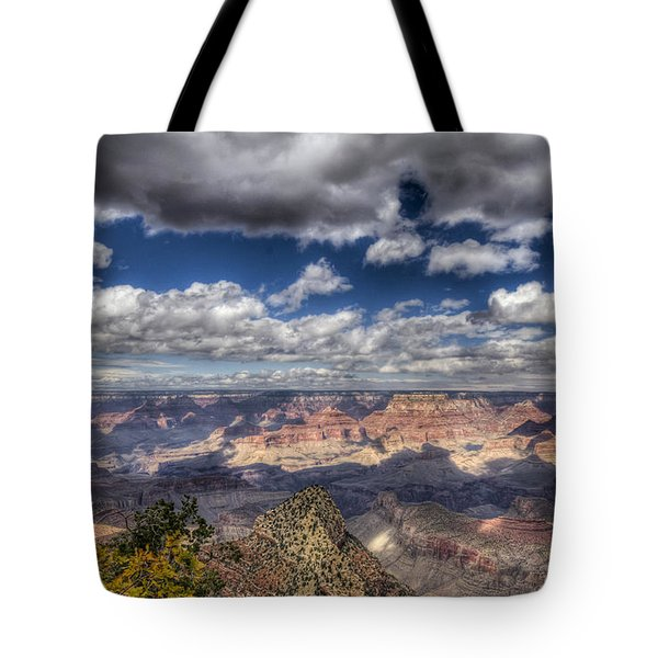 Grand Canyon Tote Bag by Wanda Krack