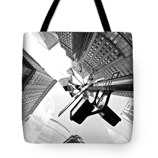Grand Central America Tote Bag