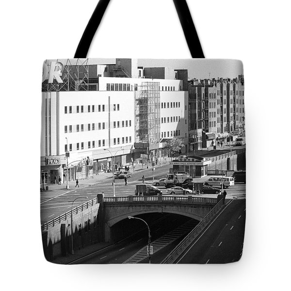 Grand Concourse Bronx Tote Bag