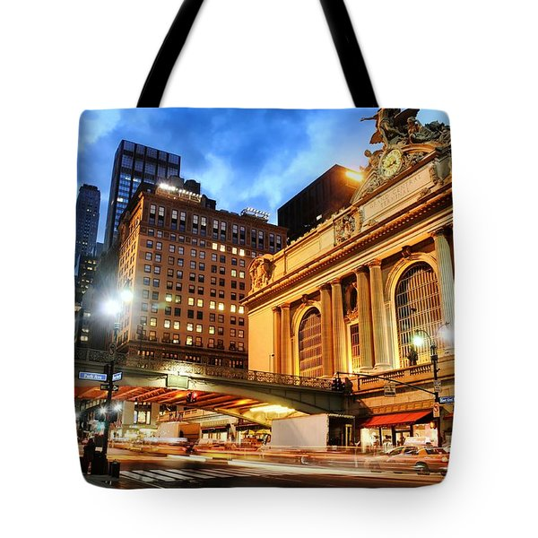 Grand Dame Tote Bag by Diana Angstadt