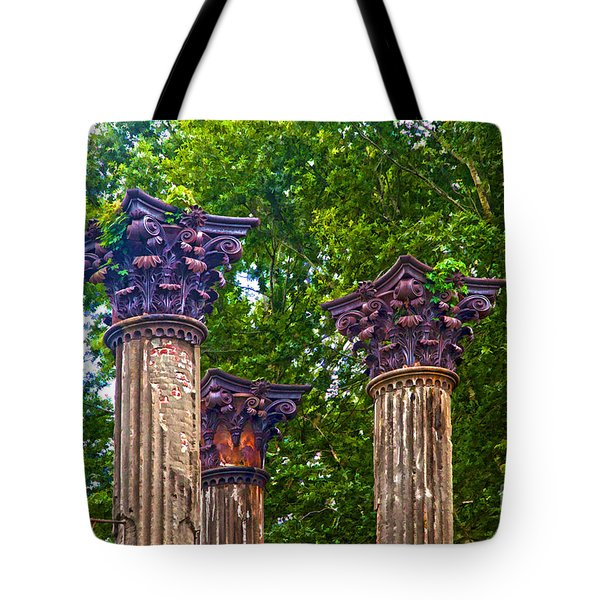 Grand Decay Tote Bag