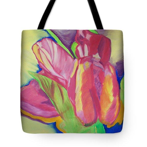 Grand Design Tote Bag by Meryl Goudey