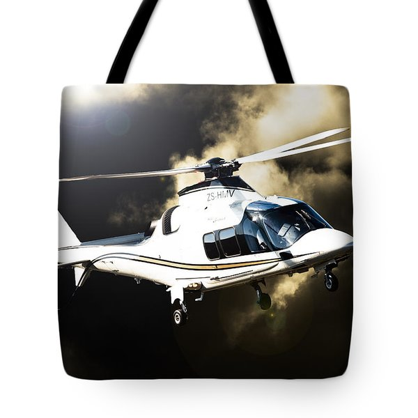 Grand Flying Tote Bag