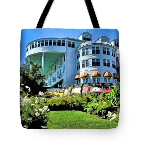 Grand Hotel - Image 002 Tote Bag