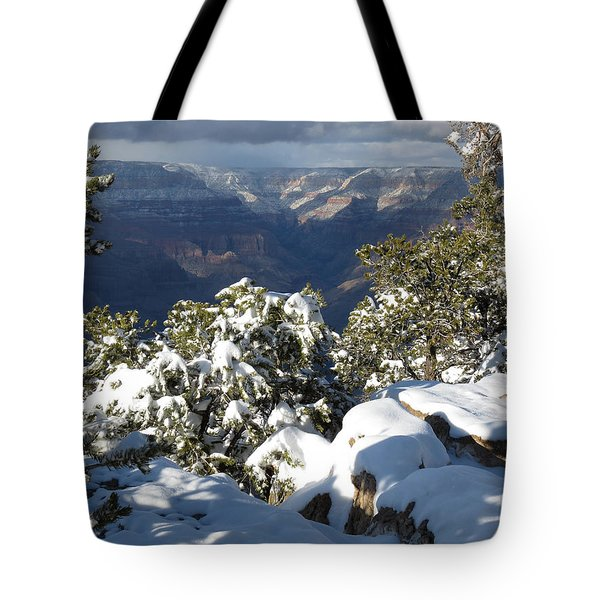 Grand Tote Bag by Laurel Powell