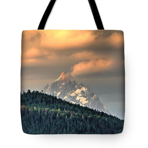 Grand Morning Tote Bag