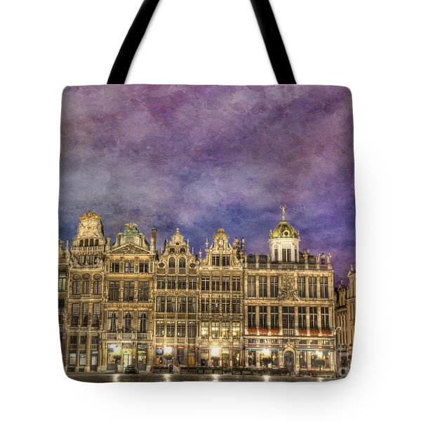Grand Place Tote Bag by Juli Scalzi