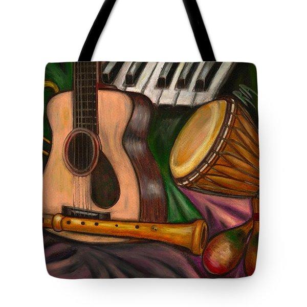 Grand Pop Tote Bag