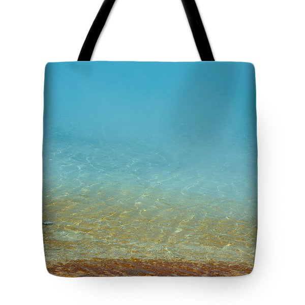 Grand Prismatic Spring Tote Bag