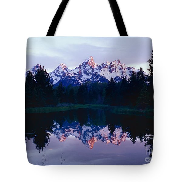 Grand Teton Reflex Tote Bag
