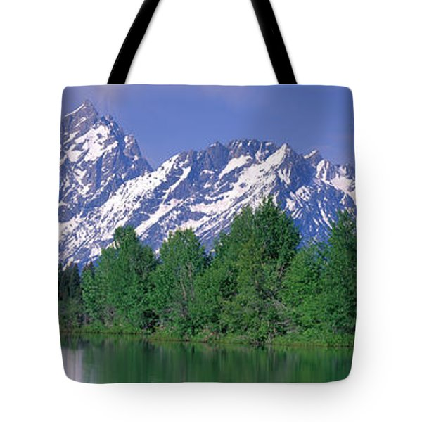 Grand Tetons National Park Wy Tote Bag