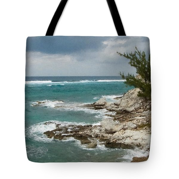 Grand Turk North Shore Tote Bag