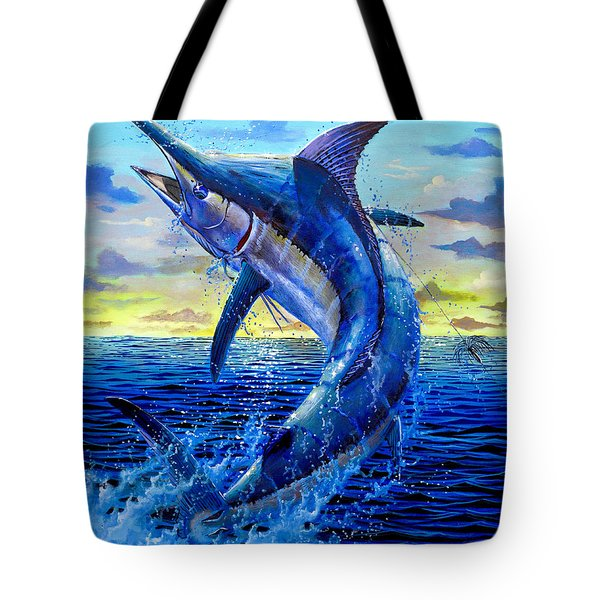 Grander Off007 Tote Bag by Carey Chen