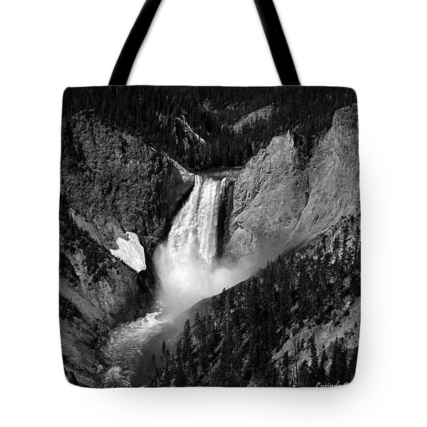 Tote Bag featuring the photograph Grandeur by Lucinda Walter