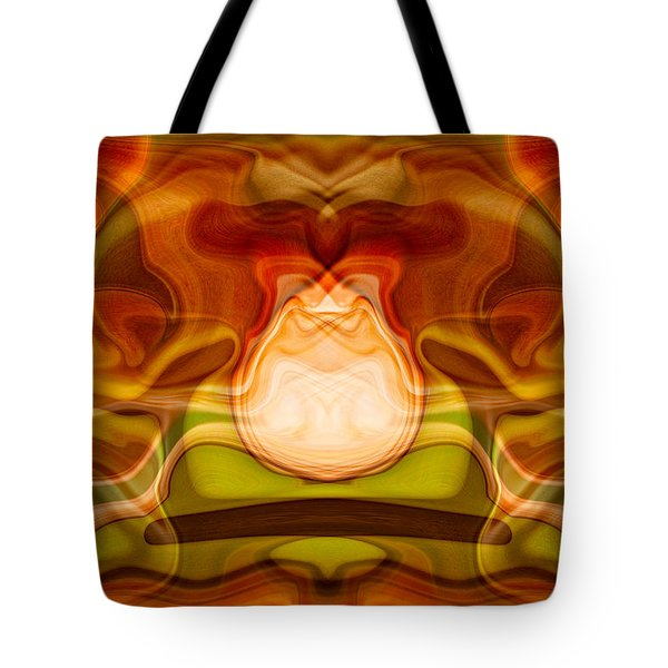 Grandfather Time Tote Bag by Omaste Witkowski