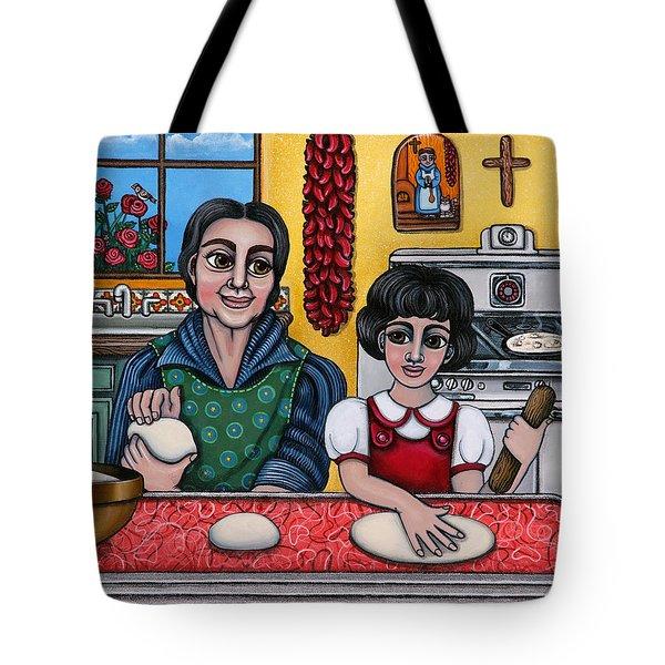Grandma Kate Tote Bag by Victoria De Almeida
