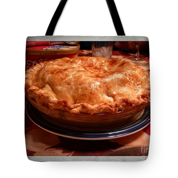 Grandma's Best Apple Pie Tote Bag
