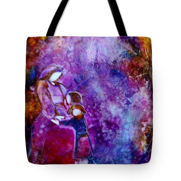 Grandma's Girls Tote Bag