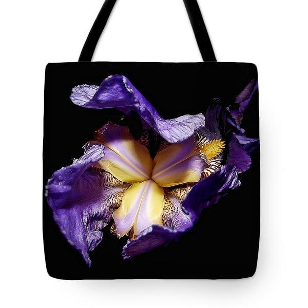 Grandma's Iris's  Tote Bag