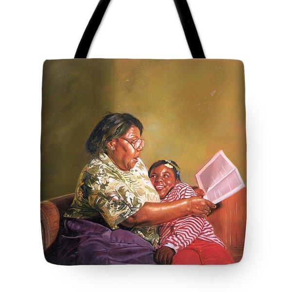 Grandmas Love Tote Bag