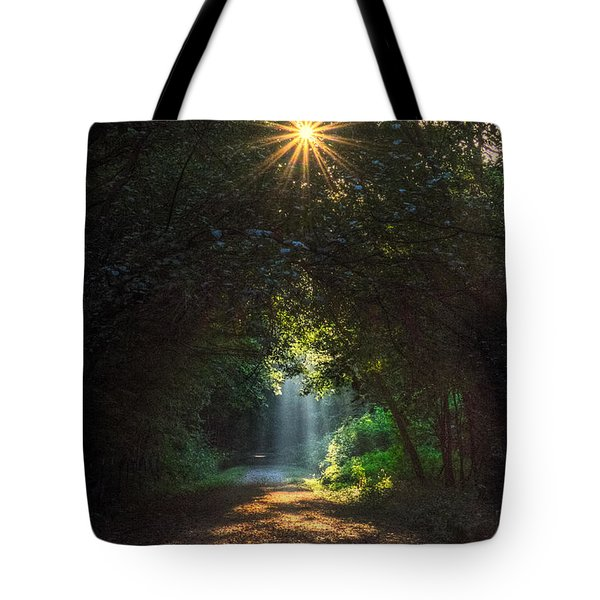 Grandmother's Grace Tote Bag