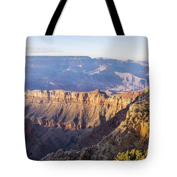 Grandview Sunset 2 - Grand Canyon National Park - Arizona Tote Bag by Brian Harig