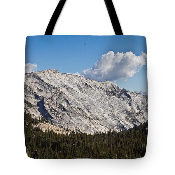Tote Bag featuring the photograph Granite Mountain by Brian Williamson