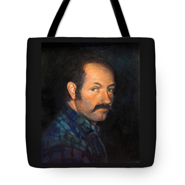 Grant Tote Bag by Donna Tucker