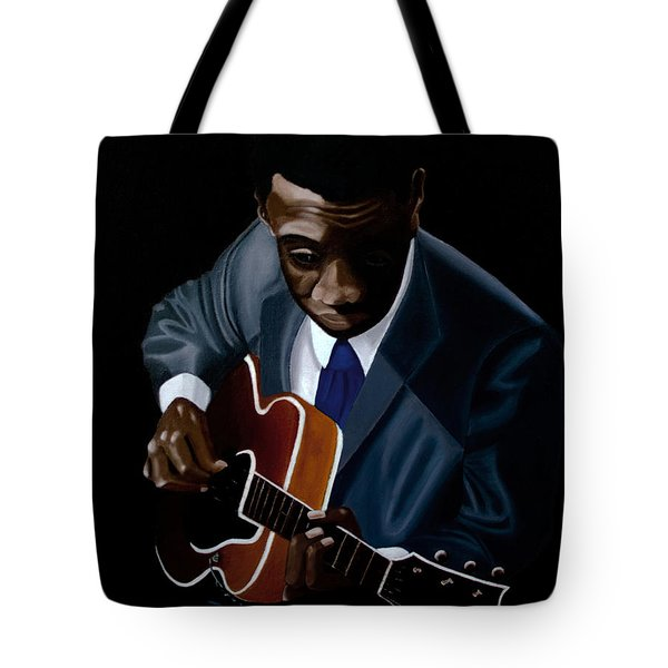 Grant Green Tote Bag