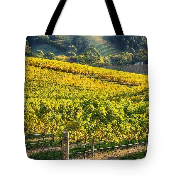 Grape Expectations Tote Bag