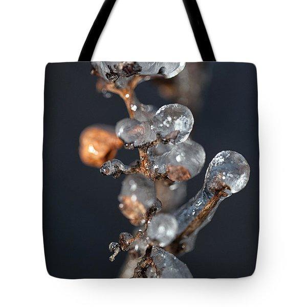 Grape Ice Tote Bag