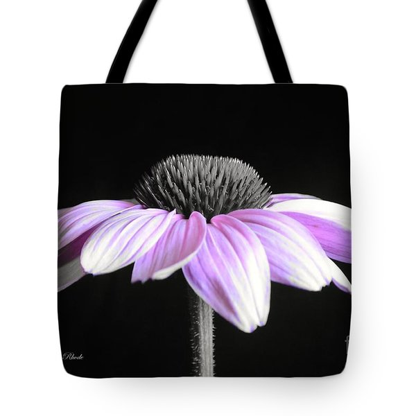 Grape Mist Tote Bag