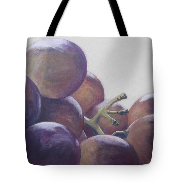 Grapes No.5 Tote Bag